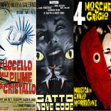 Animal trilogy by Dario Argento