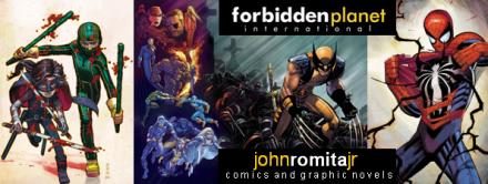 John Romita Jr banner