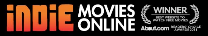 Indie movies online logo