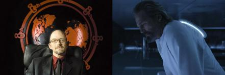 Robert Bradford in 8th Wonderland / Jeff Bridges in Tron: Legacy