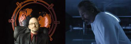 Robert Bradford in 8th Wonderland / Jeff Bridges in Tron: Legacy