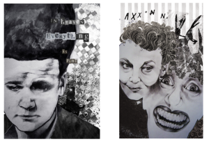 Eraserhead and Inland Empire by Lisa Claire Magee