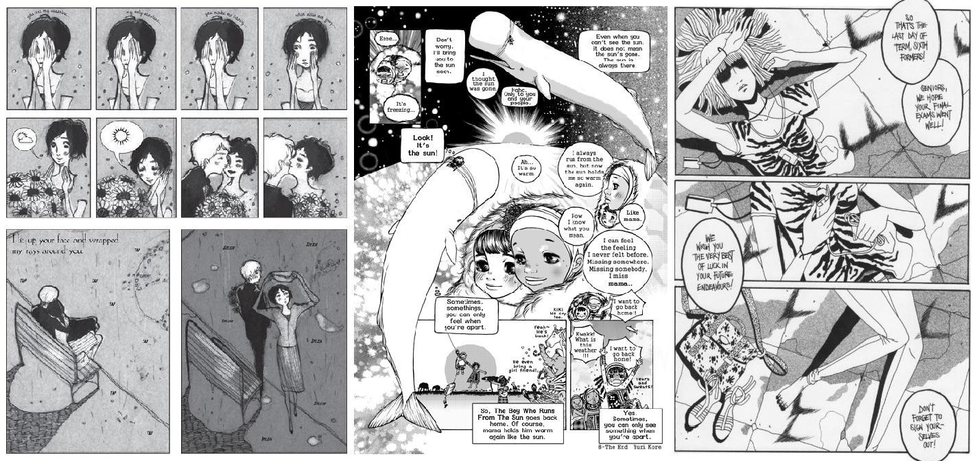Юри комикс читать фото 540-599