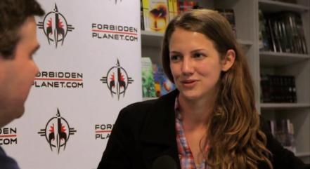 Watch an extract from Alex Fitch interviewing Rebekah Isaacs