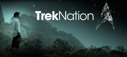 Trek Nation poster featuring Eugene Rod Roddenberry