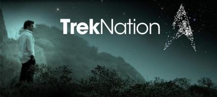 Trek Nation poster featuring Eugene Rod Roddenberry