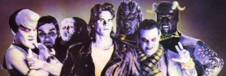Cast publicity shot from Nightbreed