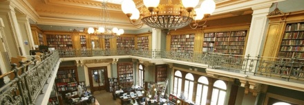 Photo of the National Art Library